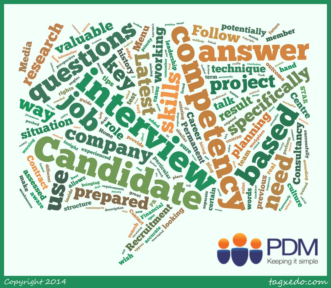 pdm recruitment consultancy how to answer competency based how to answer competency based interview questions